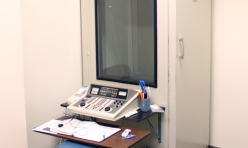 Mountain West Hearing Center Testing Equipment